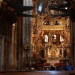 Kirche in Santiago
