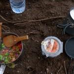 Kochen in den Eukalyptuswäldern