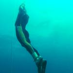 Freediving mit Freediving-School Immersion Blue