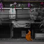 Mönch Tempel