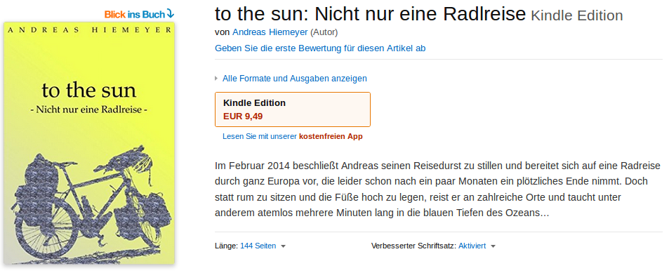 to-the-sun-amazon